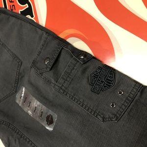 Harley Davidson Cargo pants